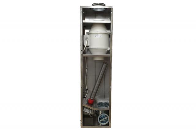 Pump pit Unit